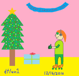 10(ish) Days of Christmas 2016 - Day 2 by dtlux2