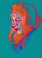 Amelia Pond by wibblywobblytimecake