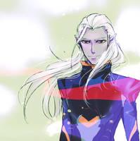 VLD Prince Lotor by TogeKojima