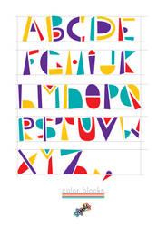 color blocks by chapolito