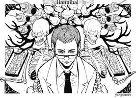 Hannibal doctor? by yangStreet