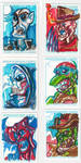 Personal Sketch Cards 2 by mannycartoon