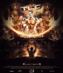 poster  TLC 2013 by ahmed-aldhfeeri