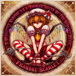 Frandre Scarlet by macoillust