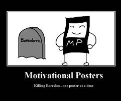 Motivational poster by Kaiju-Borru-Zetto