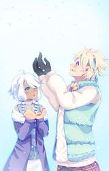 eE- First Snowfall by MizumiHisui