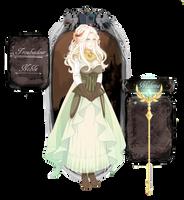 A-R: Milena Bellemore by MizumiHisui