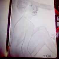 Lady Gaga by fillesu96