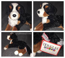 Douglas Regal Dogs- Grizzly Bernese Mountain Dog by Disney1123