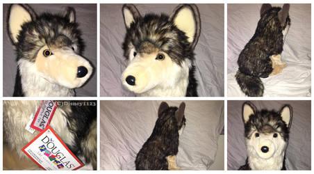 Douglas Cuddle Toys- Leeloo Wolf by Disney1123