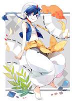 Aladdin by Rukun00