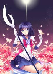 Sailor Saturn by Rukun00