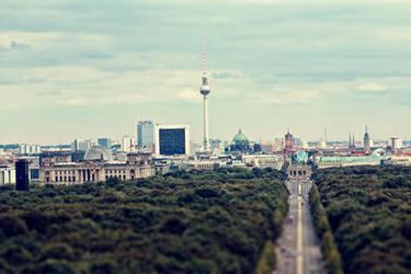 Berlin City by ilsebydtm