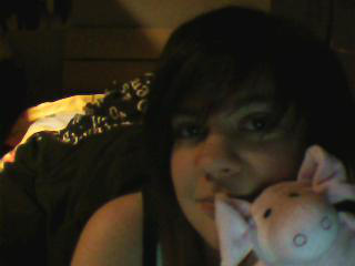 Me and the Piggeh by elysiium