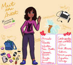 Meet the artist by GhostKaiju
