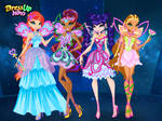 Bloom Aisha Musa and Flora by user15432