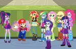 Mario meets Sci-Twi by user15432