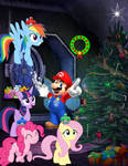 Getting Ready for Christmas by user15432
