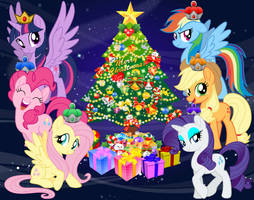 Christmas Ponies by user15432