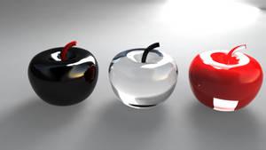 3 Apples by LoLstar13337