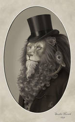 Monsieur du Lion by NorethNo
