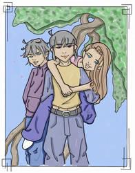 The Ramzi Three by enblackink