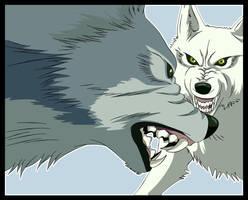 Raging Wolves by Vampirella87