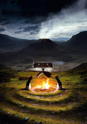 Burn by TiagoAleixo