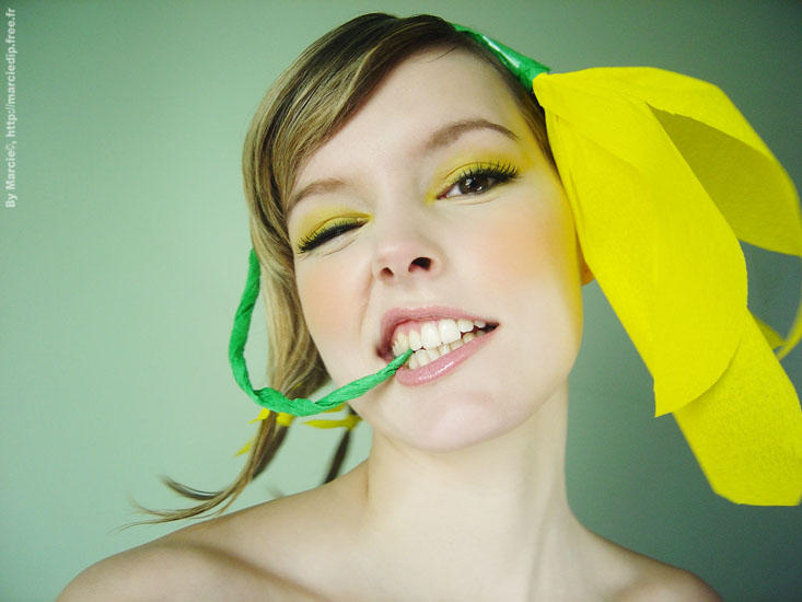 Tasty Flower 4 by Marciedip
