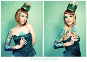 Princesse des Grenouilles 4 by Marciedip