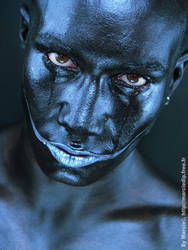 Dark Clown 2 by Marciedip