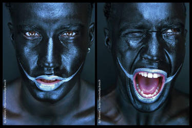 Dark Clown 4 by Marciedip