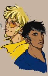 Those Two Guys by GenkiKyo