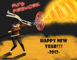 Avi's Fireworks - New Year's Special by avimHarZ