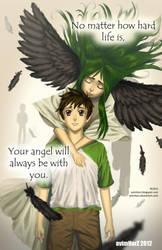 Angel's Embrace by avimHarZ