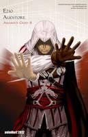 Fanart: Ezio Auditore da Firenze by avimHarZ