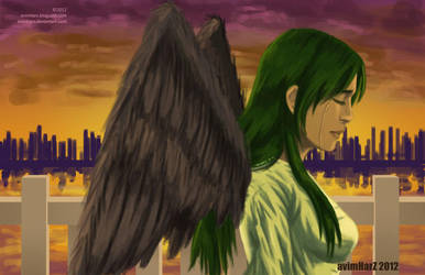 Angels Cry by avimHarZ