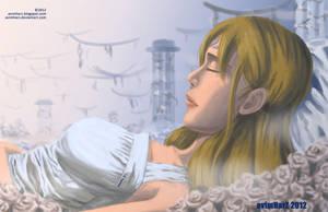 Sel: The Sleeping Princess by avimHarZ