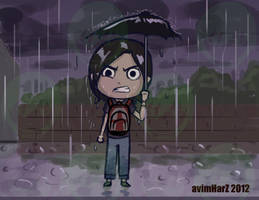 Soaking Wet... by avimHarZ