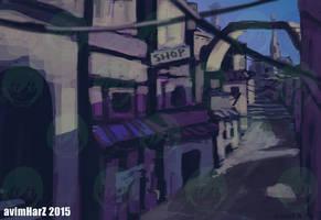 random place by avimHarZ