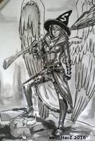 OC: Witch Silver by avimHarZ