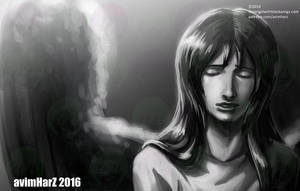 OC: Tears by avimHarZ