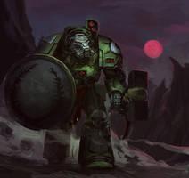 Terminator WIP update by theLateman