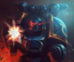 Ultra Marine by theLateman