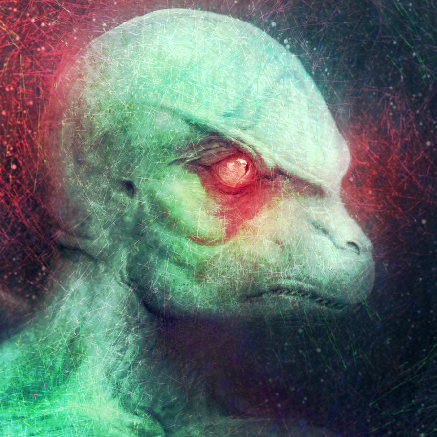 Draconis Reptilian by theLateman