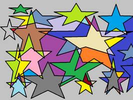STARS by thecrazyworldofjack