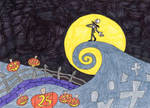 25 Years of The Nightmare Before Christmas by thecrazyworldofjack