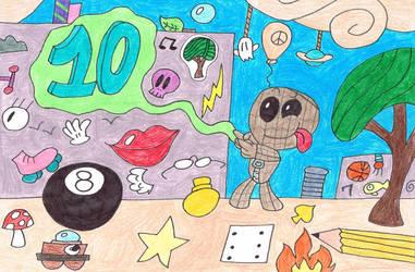10 Years of LittleBigPlanet by thecrazyworldofjack