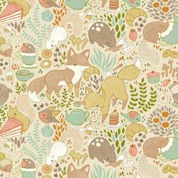 Animal's Tea Party by teaganwhite