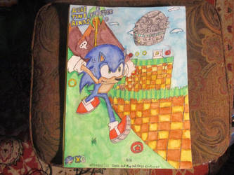 ::Sonic And The Red Rings Challenge:: by ARaeann123